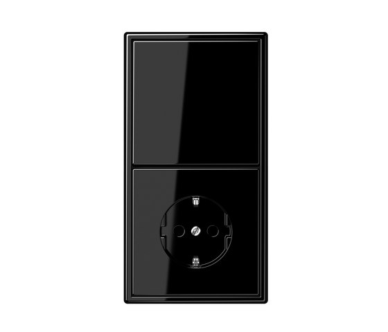 LS 990 switch-socket by JUNG | Push-button switches