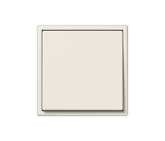 LS 990 ivory light switch by JUNG | Two-way switches