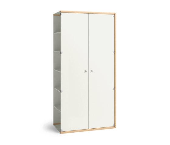 Profilsystem by Flötotto | Built-in cupboards