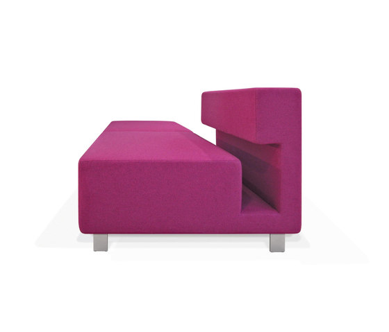 2cube Armchair by PIURIC | Modular seating elements