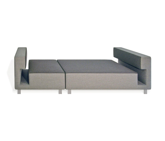 2cube Daybed by PIURIC | Modular seating elements