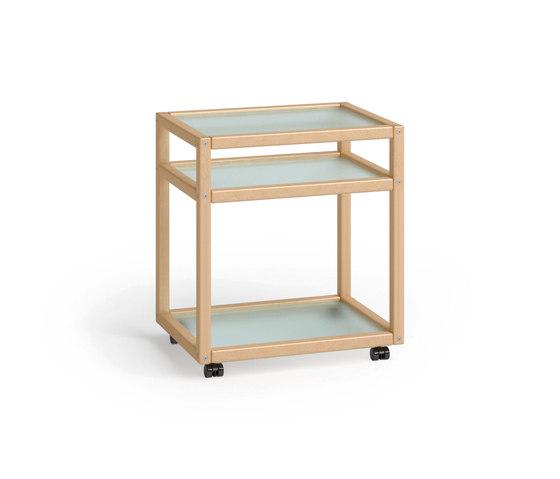 Profilsystem by Flötotto | Side tables