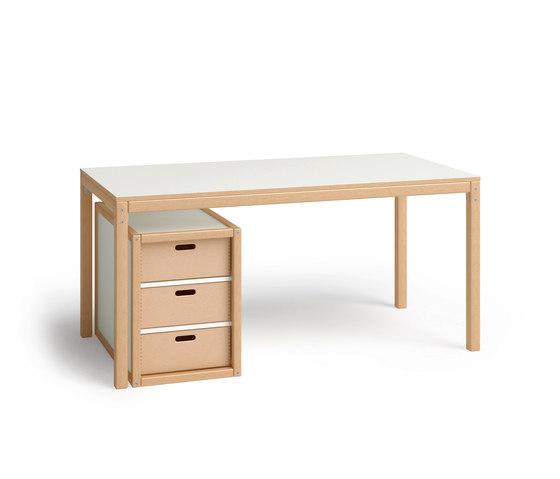 Profilsystem by Flötotto | Dining tables