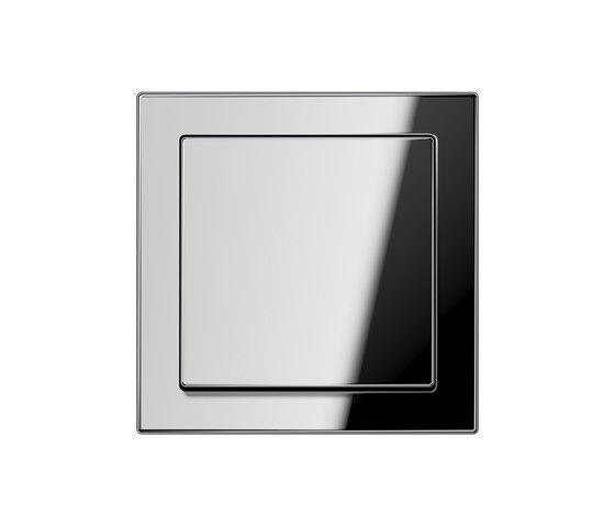 LS-design chrome switch by JUNG | Two-way switches