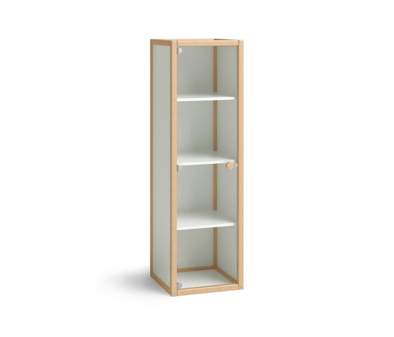 Profilsystem by Flötotto | Display cabinets