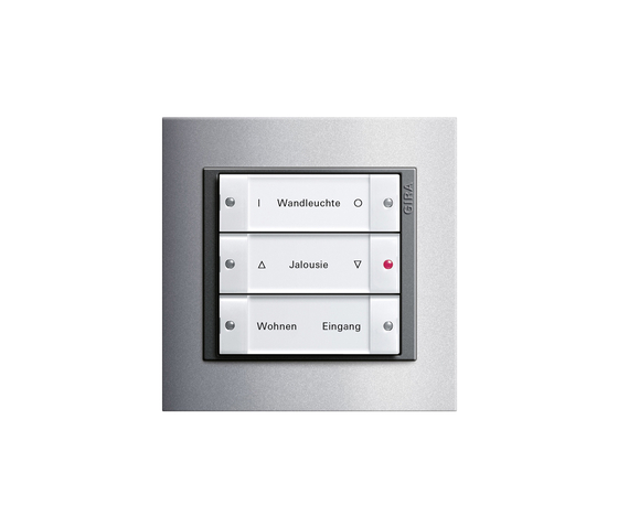 Event | Blind controller by Gira | Lighting controls