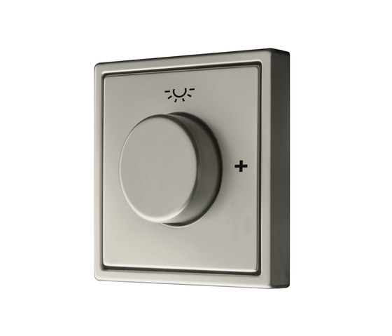 KNX LS-design Rotary sensor by JUNG | Rotary dimmers