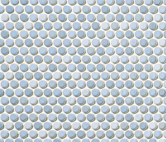 Audrey | Mentine azzurro by Lea Ceramiche | Ceramic mosaics
