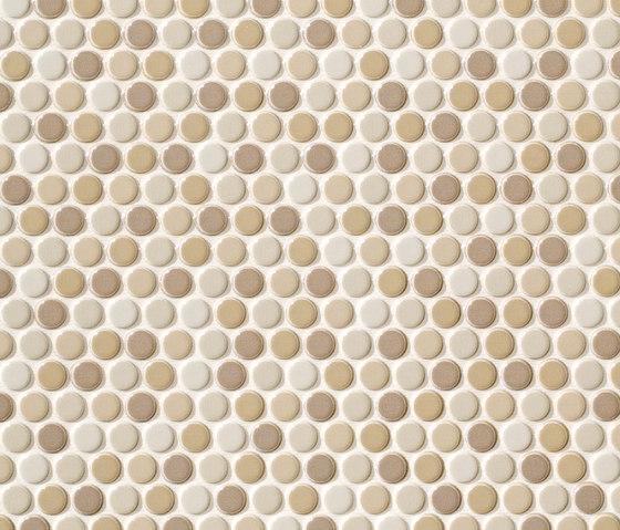 Audrey | Mentine sabbia by Lea Ceramiche | Ceramic mosaics