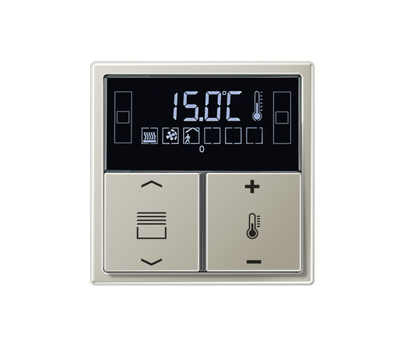 KNX LS-design compact room controller by JUNG | KNX-Systems