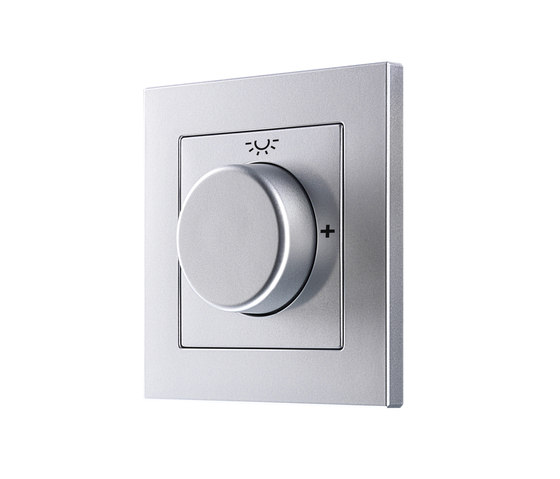 KNX A creation Rotary sensor by JUNG | Rotary dimmers