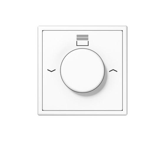 KNX LS 990 Rotary sensor de JUNG | Shuter / Blind controls