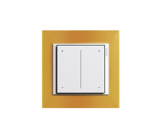 Event | Series dimmer by Gira | Button dimmers