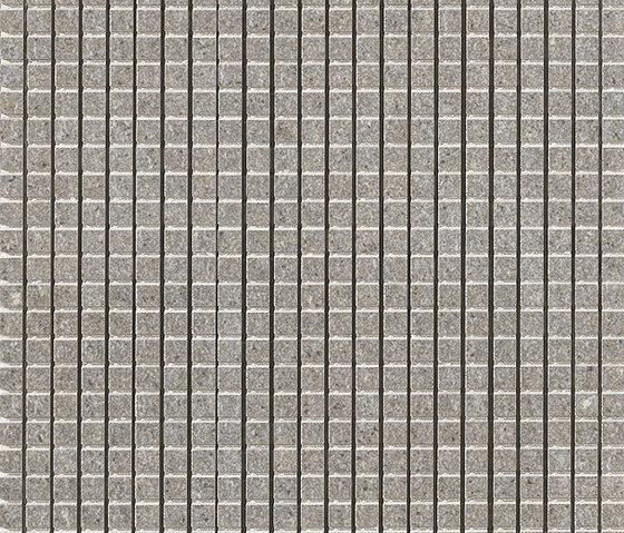 Basaltina stone project | Mosaico 1 Sabbiata Velvet by Lea Ceramiche | Tiles