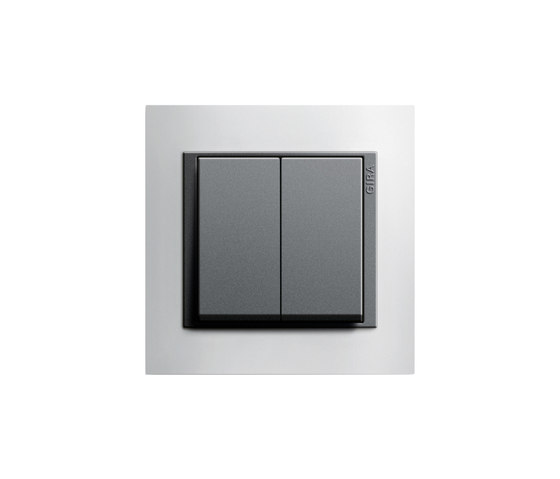 Event Opaque | Series dimmer by Gira | Button dimmers