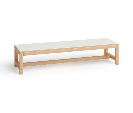 Profilsystem by Flötotto | Upholstered benches