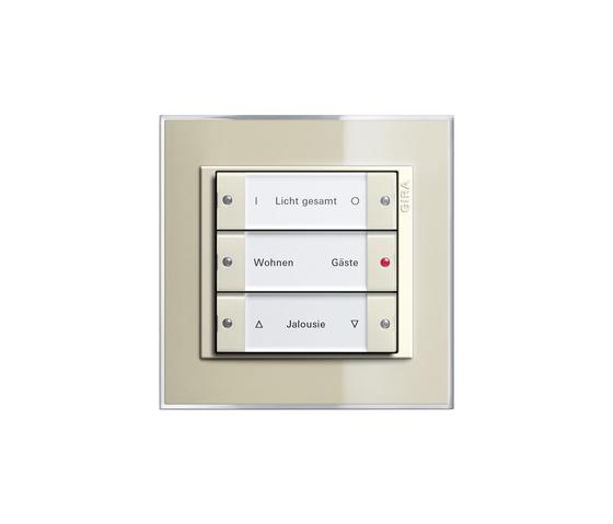 Event Clear | Touch sensor di Gira | Gestione luci