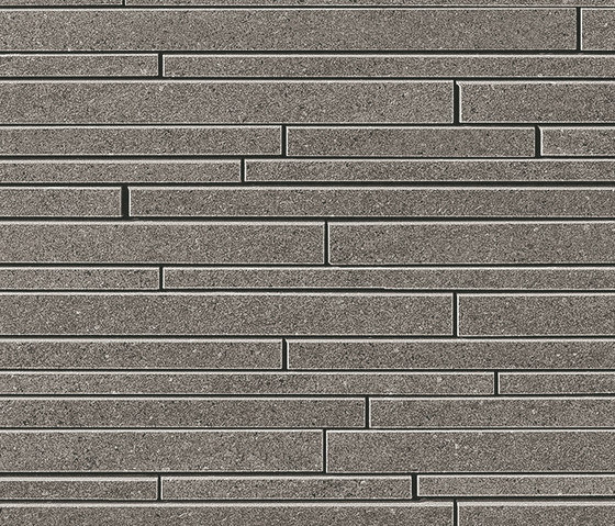 Basaltina stone project | Muretto Naturale de Lea Ceramiche | Carrelages
