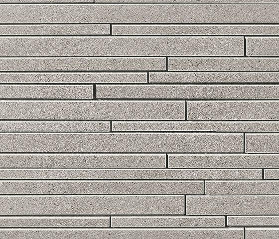Basaltina stone project | Muretto Sabbiata by Lea Ceramiche | Tiles