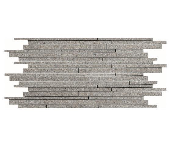 Basaltina stone project | Muretto Sabbiata Velvet by Lea Ceramiche | Tiles