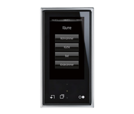 KNX Smart Control LS 990 by JUNG | KNX-Systems