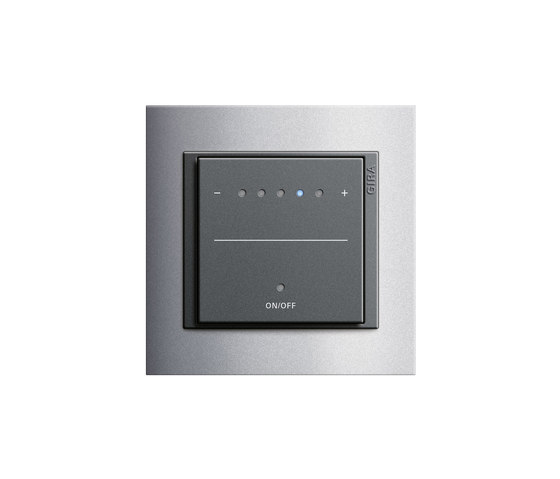 Event Clear   Touch dimmer by Gira   Button dimmers
