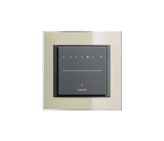 Event Clear | Touch dimmer by Gira | Button dimmers