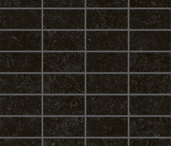 Blue mountain | Mosaico crystal black by Lea Ceramiche | Tiles