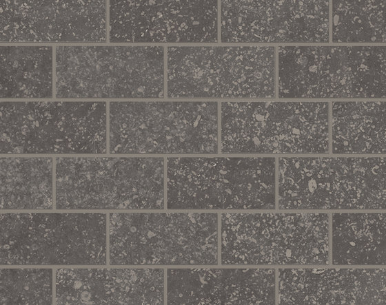Blue mountain | Mosaico mattone cinder gray by Lea Ceramiche | Tiles