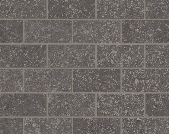 Blue mountain | Mosaico mattone cinder gray von Lea Ceramiche | Außenfliesen