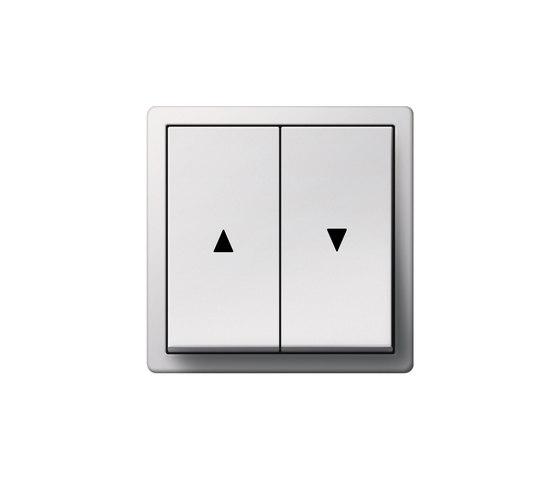 F100 | Manual blind controller by Gira | Shuter / Blind controls
