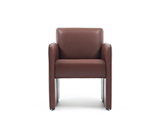 Cadiz by Durlet | Visitors chairs / Side chairs