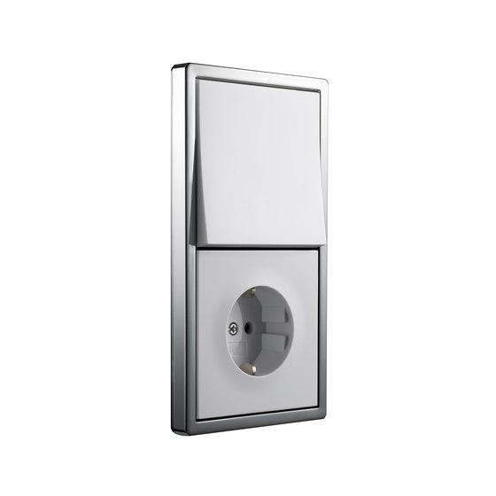 F100 | Switch range by Gira | Push-button switches