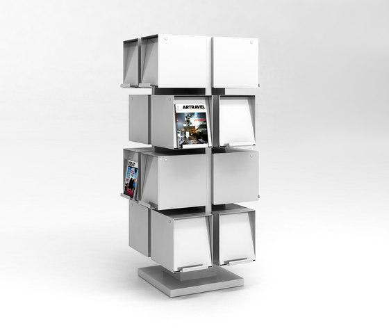 Robot 1er di IDM Coupechoux | Espositori per riviste