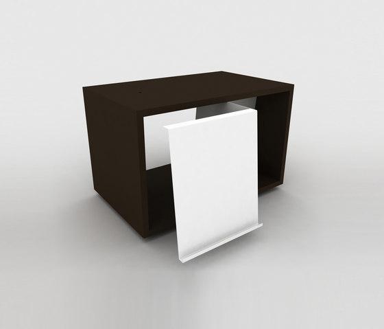 Wallbox by IDM Coupechoux | Magazine displays / holder