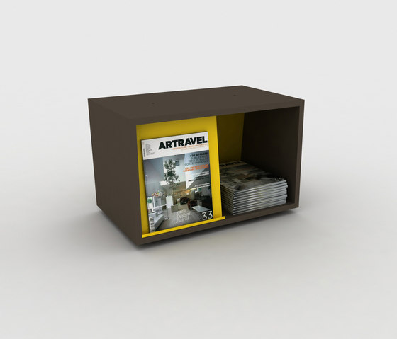 Wallbox by IDM Coupechoux | Magazine displays / holder