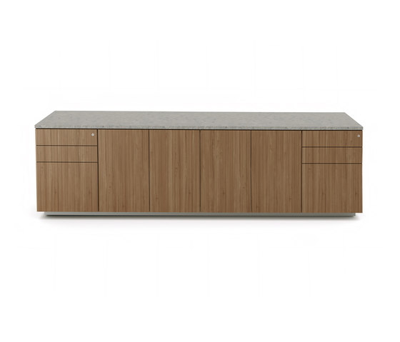 Brand credenza stone top by M2L | Cabinets