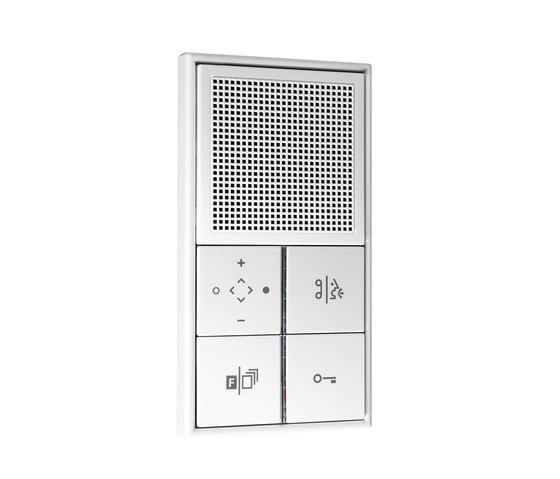 Türsprechanlage TKM Innenstation LS 990 audio von JUNG | Wohnungsstationen