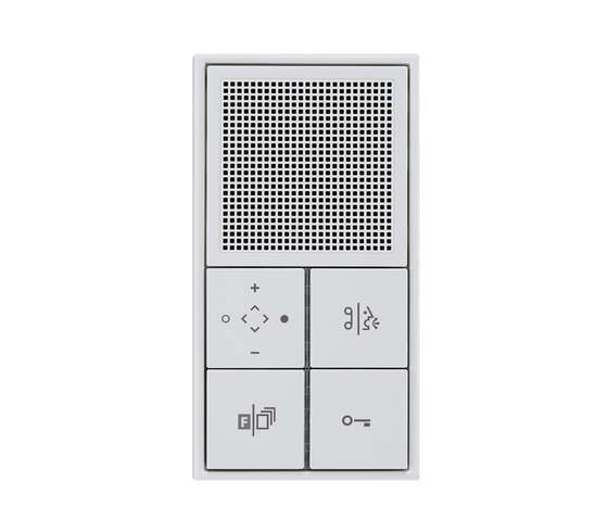 Door entry phone TKM indoor LS 990 audio by JUNG | Intercoms (interior)