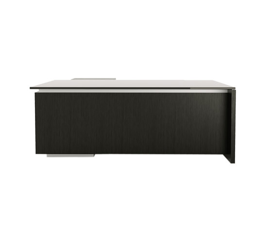 Brand desk modesty wood de M2L | Escritorios individuales