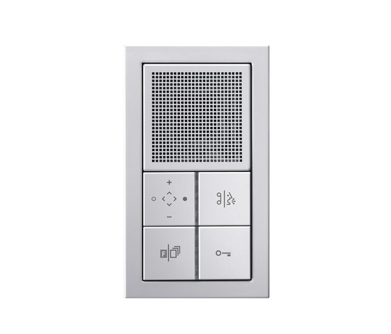 Door entry phone TKM indoor LS-design audio by JUNG | Intercoms (interior)