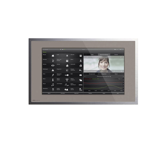 Control 19 Client by Gira | KNX-Systems