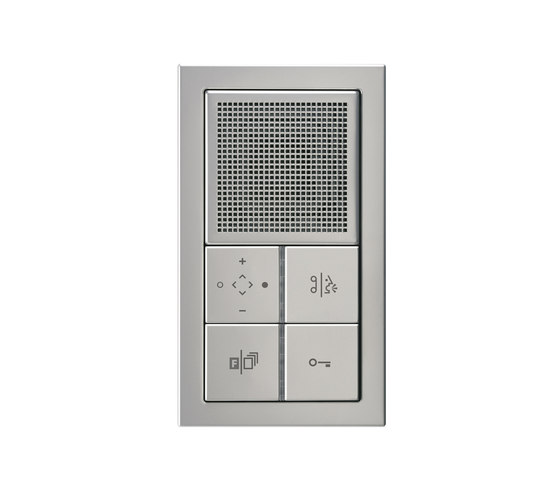 Door entry phone TKM indoor LS-design audio di JUNG | Citofoni da interno