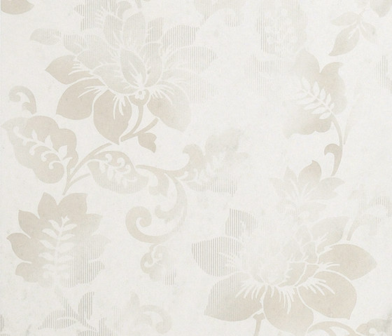 Kalos | Ramage crystal white by Lea Ceramiche | Wall tiles