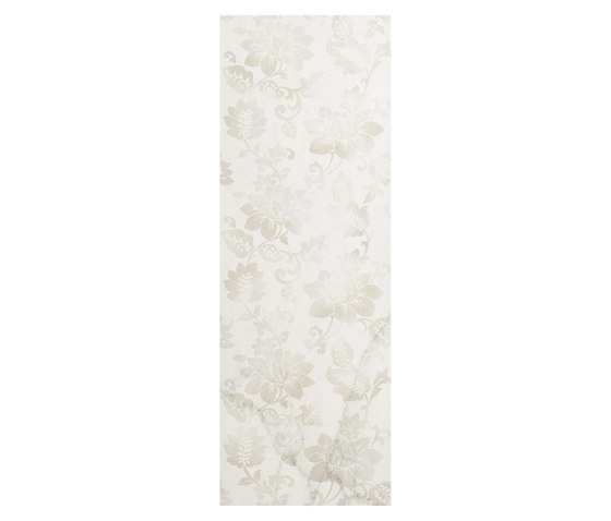Kalos | Ramage crystal white by Lea Ceramiche | Ceramic tiles