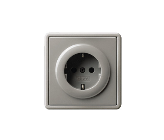 S-Color | Socket outlet di Gira | Prese Schuko