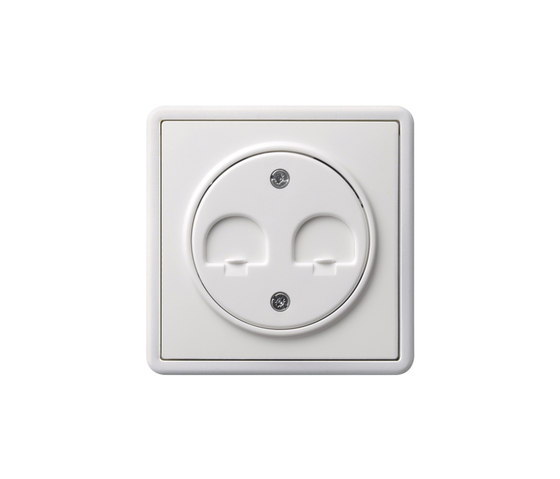 S-Color | Socket outlet by Gira | Data communication