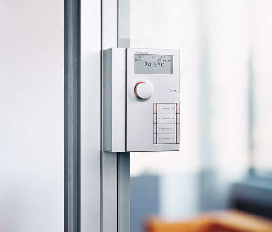 KNX EIB System   Smart Sensor by Gira   KNX-Systems
