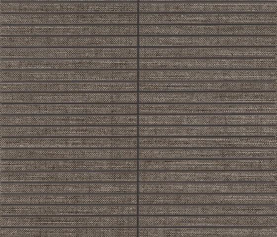 Makò | Decoro corset cedar bruno di Lea Ceramiche | Piastrelle/mattonelle per pavimenti
