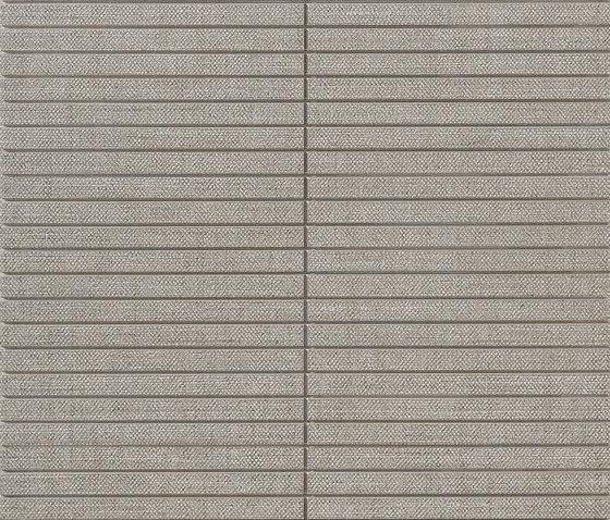 Makò | Decoro corset yucca grigio von Lea Ceramiche | Bodenfliesen